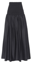 The Row Cial cotton-blend skirt
