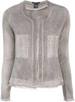 Avant Toi Corda jacket - women - Linen/Flax/Cotton/Polyamide - L