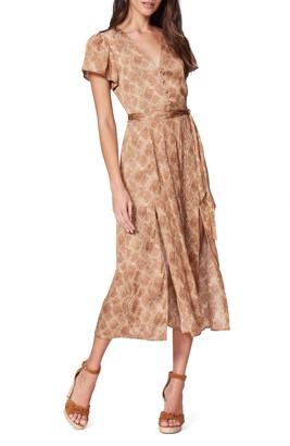 Paige Alayna Midi Dress