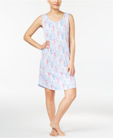 Charter Club Printed Chemise, Created for Macy's