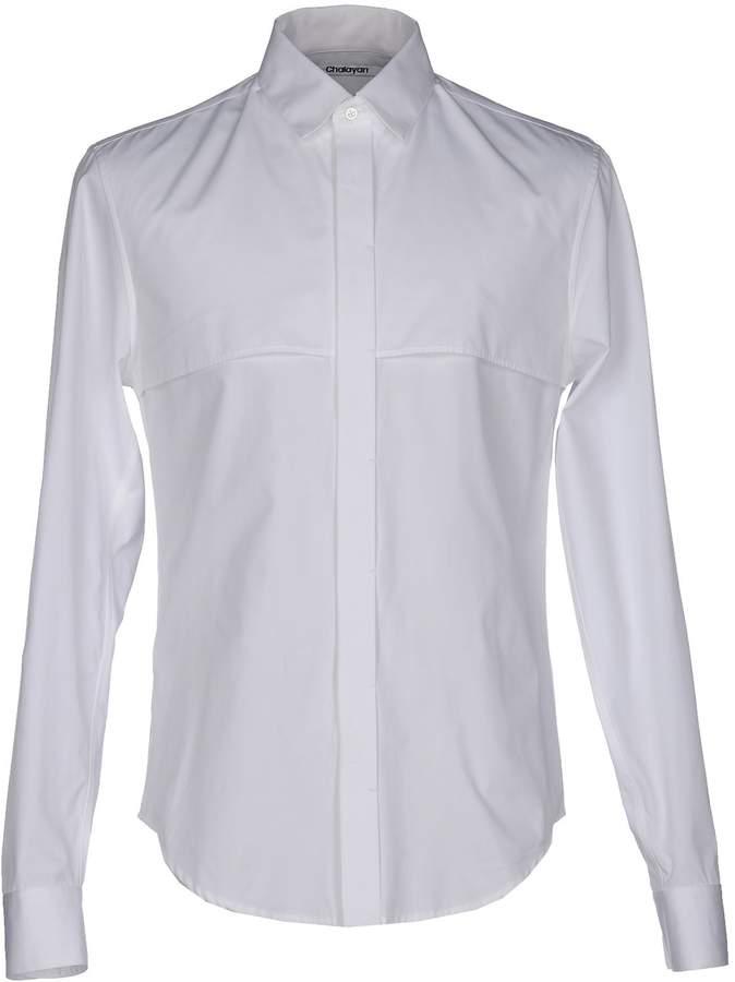 Chalayan Shirts - Item 38632693SU