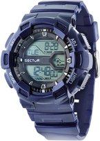 Sector Men's Quartz Watch R3251172012 with Plastic Strap