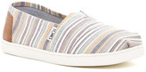 Toms Classic Mini Stripe Slip-On Shoe (Little Kid & Big Kid)