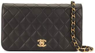 Chanel Pre-Owned 2002-2003 CC Logos Chain Shoulder Bag