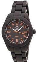 Toy Watch ToyWatch Velvety Gunmetal Silicone Unisex Watch VV10GU
