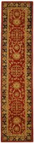 Safavieh Anatolia Collection AN517A Handmade and Navy Wool Runner, 2 feet 3 inches by 10 feet