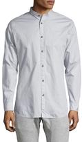 Zanerobe Tuck Collar Solid Sportshirt
