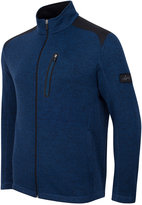 Greg Norman For Tasso Elba Men's Big & Tall Fleece Jacket, Only at Macy's