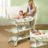 Primo Euro Spa Baby Bath Tub and Changing Table