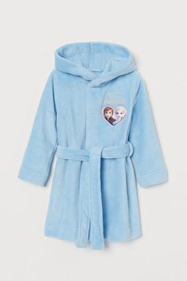 H&M Fleece dressing gown