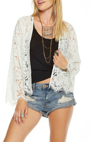 Chaser Lace Bell Sleeve Jacket
