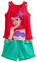 Disney Ariel Short Sleep Set for Girls