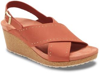 Birkenstock Samira Slingback Wedge Sandal