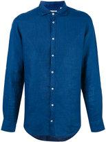 Massimo Alba linen shirt - men - Linen/Flax - L