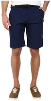 U.S. Polo Assn. Belted Flat Front Striped Shorts