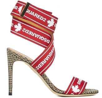DSQUARED2 Tape Sandals