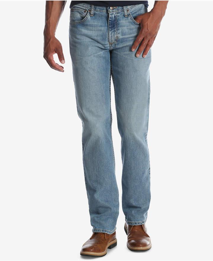 25bcbc44d2 Wrangler Comfort Fit Jeans Mens - ShopStyle