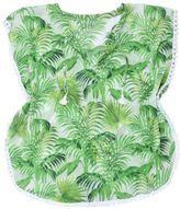 MC2 Saint Barth Palms Printed Cotton Muslin Caftan