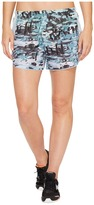 Reebok Running Essentials 4in Woven Shorts Printed