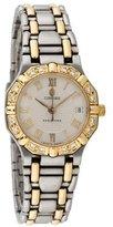 Concord Saratoga Two-Tone Diamond Watch