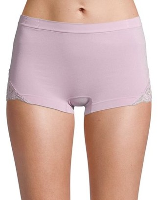 Secret Treasures Women's Boyshort Panties, 3-Pack