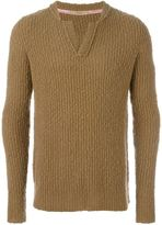 Nuur v-neck jumper