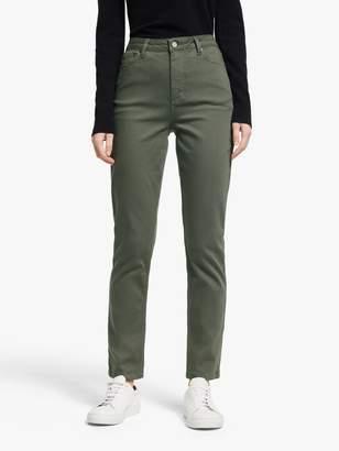 John Lewis & Partners Straight Leg Jeans