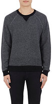 Vince MEN'S TEXTURED-KNIT CREWNECK SWEATER