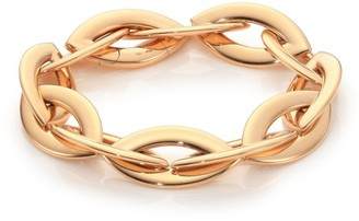 Marquis Doppio Senso 18K Rose Gold Chain Bracelet