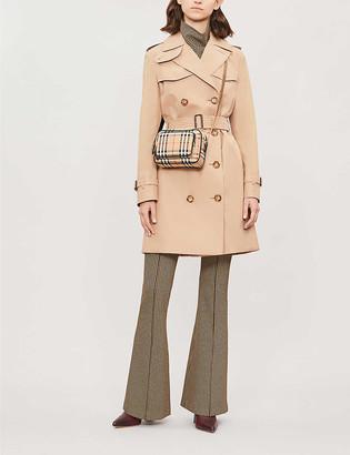 Burberry Islington cotton trench coat