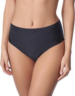 Merry Style Women's Bikini Briefs M72W (Black (9240) 10)