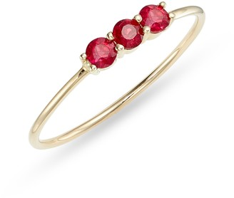 Jennie Kwon Designs Ruby Ring