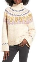 BP Women's Fair Isle Knit Pullover