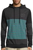 Ecko Unlimited Unltd. Long-Sleeve Trench Stripe Hoodie