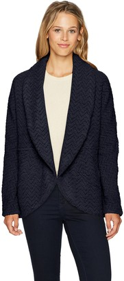 BB Dakota Women's Johnna Knit Cocoon Jacket
