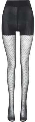 Wolford Dots Control tights