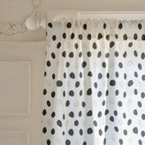 Minted Modern Rebelling Polka Curtains