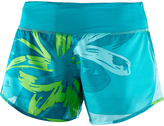 Salomon Blubrd & Enamel Blue Elevate 2in1 Shorts - Women