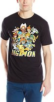 Pokemon Men's Digimon T-Shirt