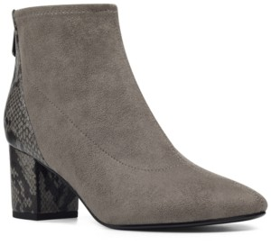 Bandolino Louna Women's Block Heel Bootie Women's Shoes