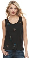 Juicy Couture Women's Sequin Tank