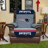 Kohl's New EnglandPatriots Quilted Recliner Chair Cover