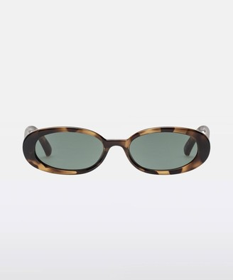 Le Specs Outta Love Sunglasses Tort
