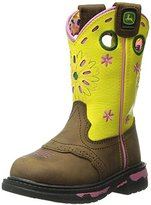 John Deere JD2152 Pull-On Boot (Toddler/Little Kid)