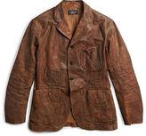 Ralph Lauren RRL Buffalo-Hide Sport Coat