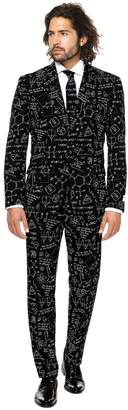 Opposuits Men's OppoSuits Slim-Fit Science Faction Novelty Suit & Tie Set