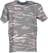 MHI Camouflage Slouch T-shirt From