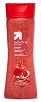up & up Exfoliating Body Wash with Pomegranate Seeds - 18 oz