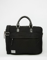 SANDQVIST Pontus Laptop Bag In Black