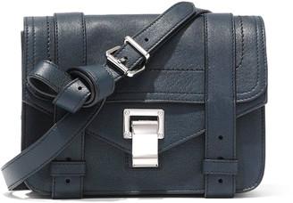 Proenza Schouler PS1 Mini Crossbody Bag in Dark Navy